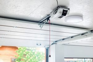 belt vs chain garage door opener