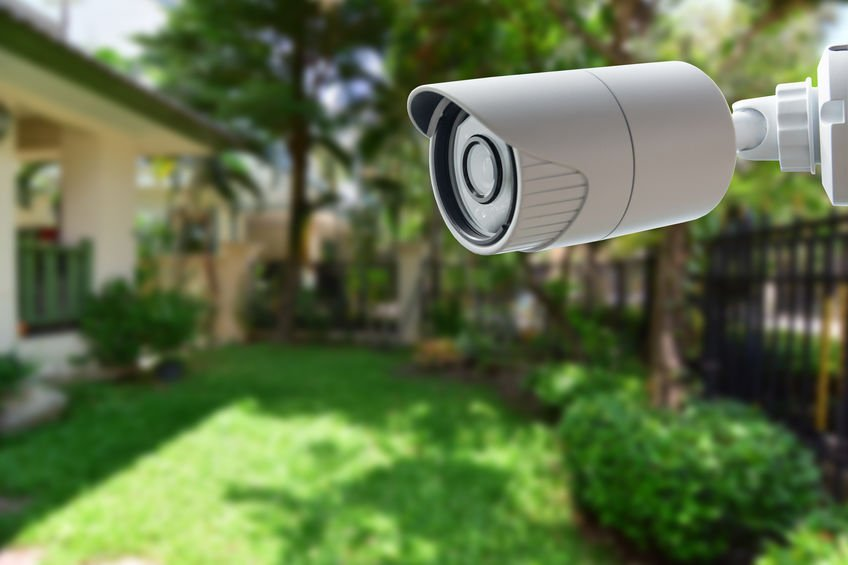 PoE home security camera system for your house